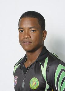 Guyana Captain, leon Johnson