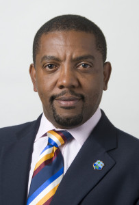 WICB President, Dave Cameron