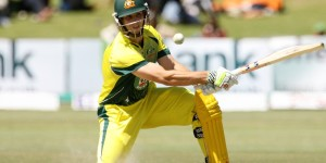 Mitchell Marsh targets the off side