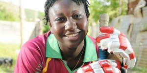 West Indies vice-captain, Stefanie Taylor