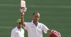 West Indies opening batsman, Craig Braithwaite