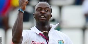 West Indies pacer, Kemar Roach