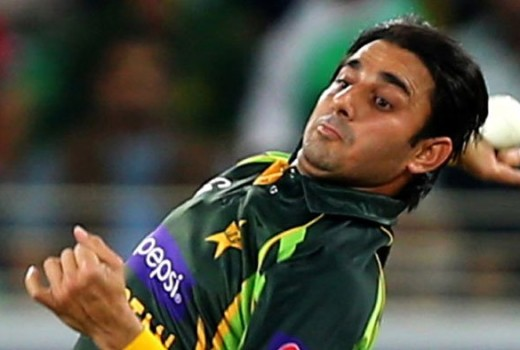 Pakistan off soinner, Saeed Ajmal