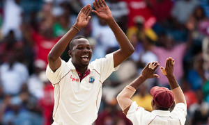 West Indies spinner, Suliman Benn