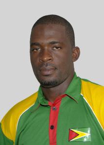 Guyana Jaguars Coach, Esuan Crandon