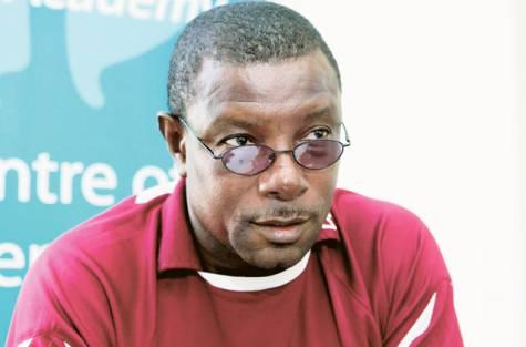 West Indies Manager, Richie Richardson