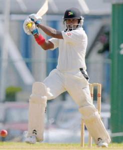 Narsingh Deonarine top-scored for Guyana with 90
