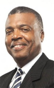 WICB Chief Executive Officer, Michael Muirhead