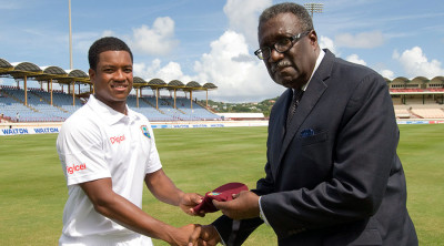 Leon Johnson has played four Test for West Indies© WICB