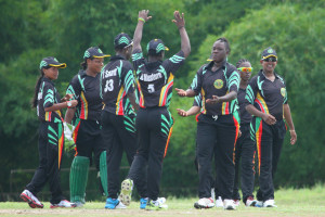 Guyana Women team dismissed Northern Windward for 122
