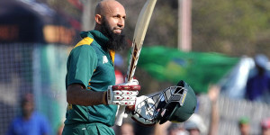 Hashim Amla averages 62.77 at SuperSport Park with three hundreds and a fifty© AFP