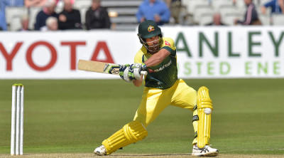 Joe Burns made 69 opening the batting on his ODI debut© Getty Images