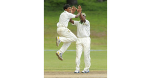 Left-arm Spinner Gudakesh Motie