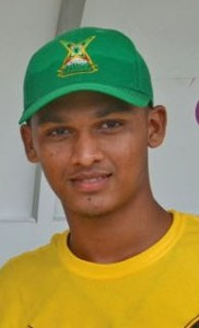 Akshaya too 4 wickets and made 74 for West Demerara