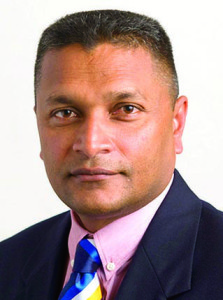 WICB Director, Anand-Sanasie