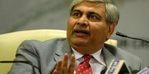 BCCI president Shashank Manohar