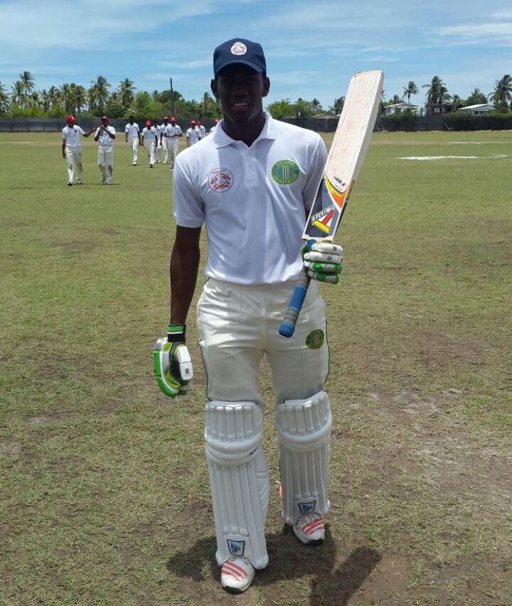 Keemo Paul top-scored with 85 runs