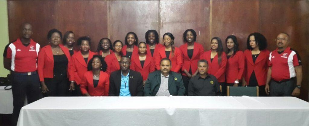 Trinidad % Tobago team
